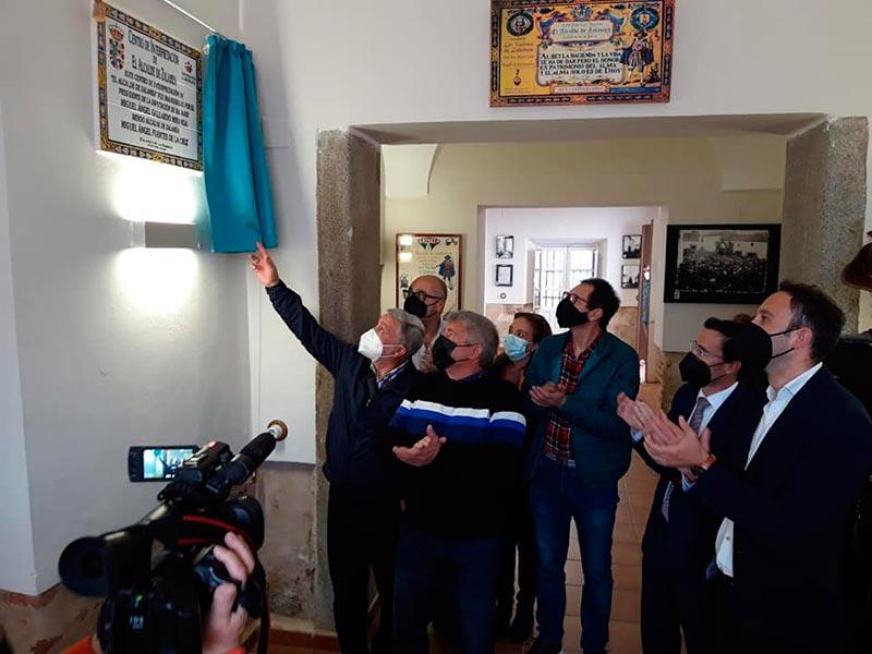 Inauguración oficial del Centro de Interpretación de la Fiesta de Interés Turístico Nacional «El Alcalde de Zalamea»
