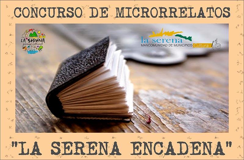 """Concursos de MICRORELATOS """"LA SERENA ENCADENA"""" 2021"""