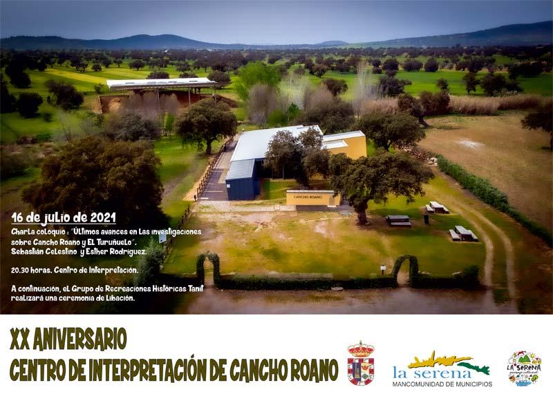 El Centro de Interpretación de Cancho Roano celebra su XX aniversario